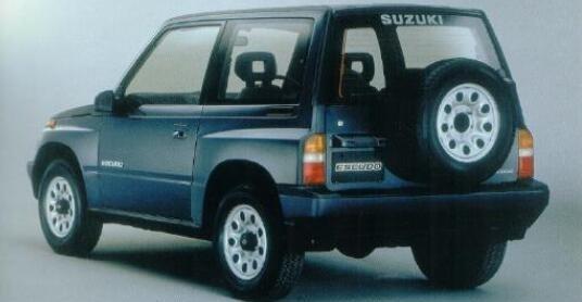 专业级小型SUV长安铃木维特拉的专业灵魂高清图片