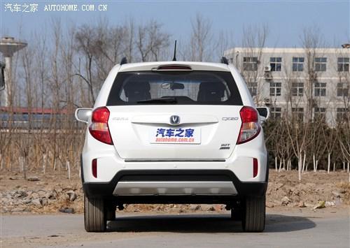 家庭代步神器长安汽车CX20家用车之首选高清图片