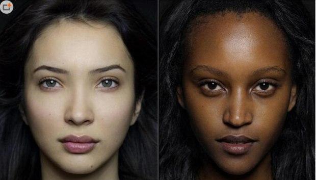 世界50个民族的素颜美女