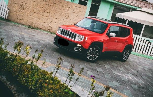 全新Jeep自由侠——带你踏上完美回乡之旅